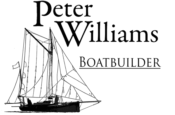 Peter Williams - Bodinnick Boatyard